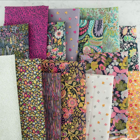 Precuts Windham Fabrics Solstice by Sally Kelly -  Equinox FQ Bundle