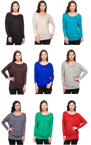 Dolman Piko PLUS Tops