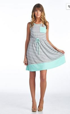 Minty Daze Dress