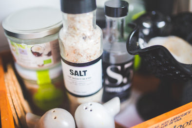 Are you eating too much sodium?
