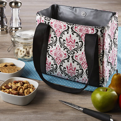 Insulated Lunch Bags and Lunch Containers for Women
