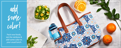 Fashion Lunch Bags