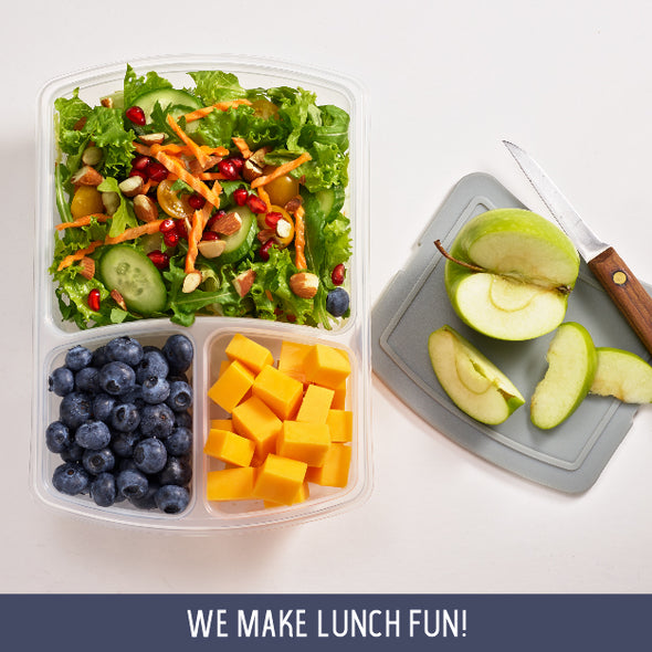 We Make Lunch Fun!