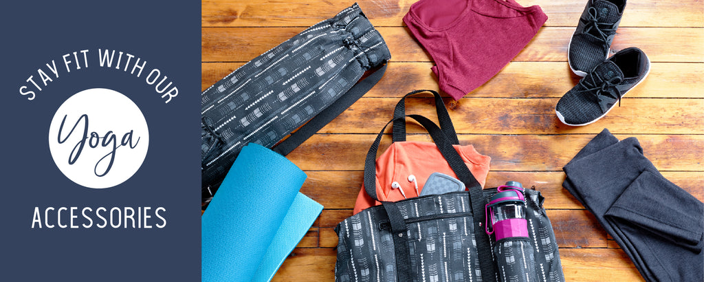 Check our our yoga essentials!