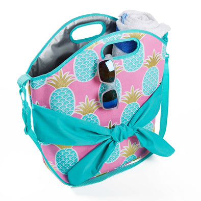Maui Insulated Beach Bag - Beach Bag - Fit & Fresh