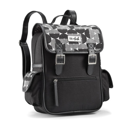 Double Buckle Mini Backpack -  - Fit & Fresh