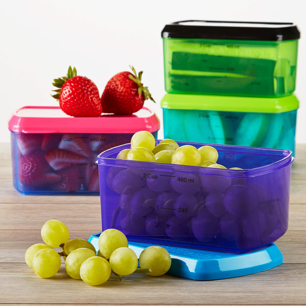 Kids' 2 Cup Chilled Containers