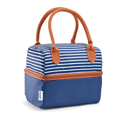 Ivy Dual Compartment Insulated Lunch Bag - Ladies' Bag - Fit & Fresh