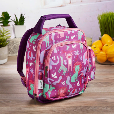 Kids Mini Insulated Backpack - Kids' Bag - Fit & Fresh