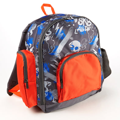 Fit & Fresh Small Kids' School Backpack (Sk8 All Day) -  - Fit & Fresh
