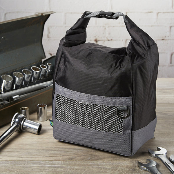 Fit Amp Fresh Sporty Insulated Lunch Bag With Ice Pack