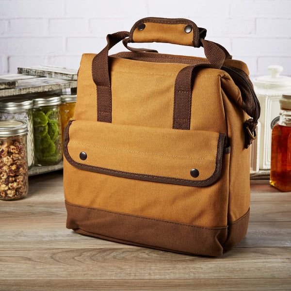 Douglas Insulated Lunch Bag with Ice Pack