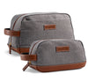 Toiletry Bags, Set of 2 - Travel - Fit & Fresh