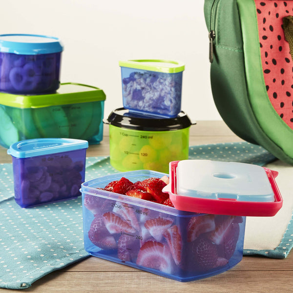 Kids' 14 Piece Chilled Value Container Set