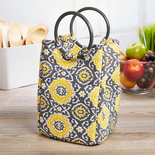 Retro Insulated Lunch Bag - Ladies' Bag - Fit & Fresh