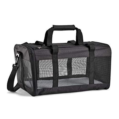 Soft-Sided Mesh Pet Carrier -  - Fit & Fresh