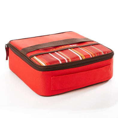 Rachael Ray Small Lasagna Lugger - Casserole Carrier - Fit & Fresh
