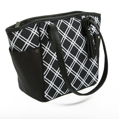 Rachael Ray Monroe Insulated Lunch Tote - Lunch Bags - Fit & Fresh