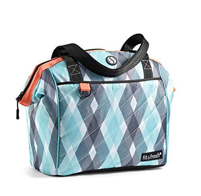 Insta Party Insulated Tote Bag -  - Fit & Fresh