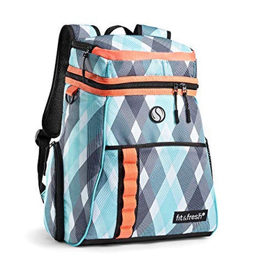Go Getter Insulated Backpack -  - Fit & Fresh