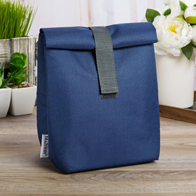 Franconia Roll-Top Insulated Lunch Bag - Ladies' Bag - Fit & Fresh