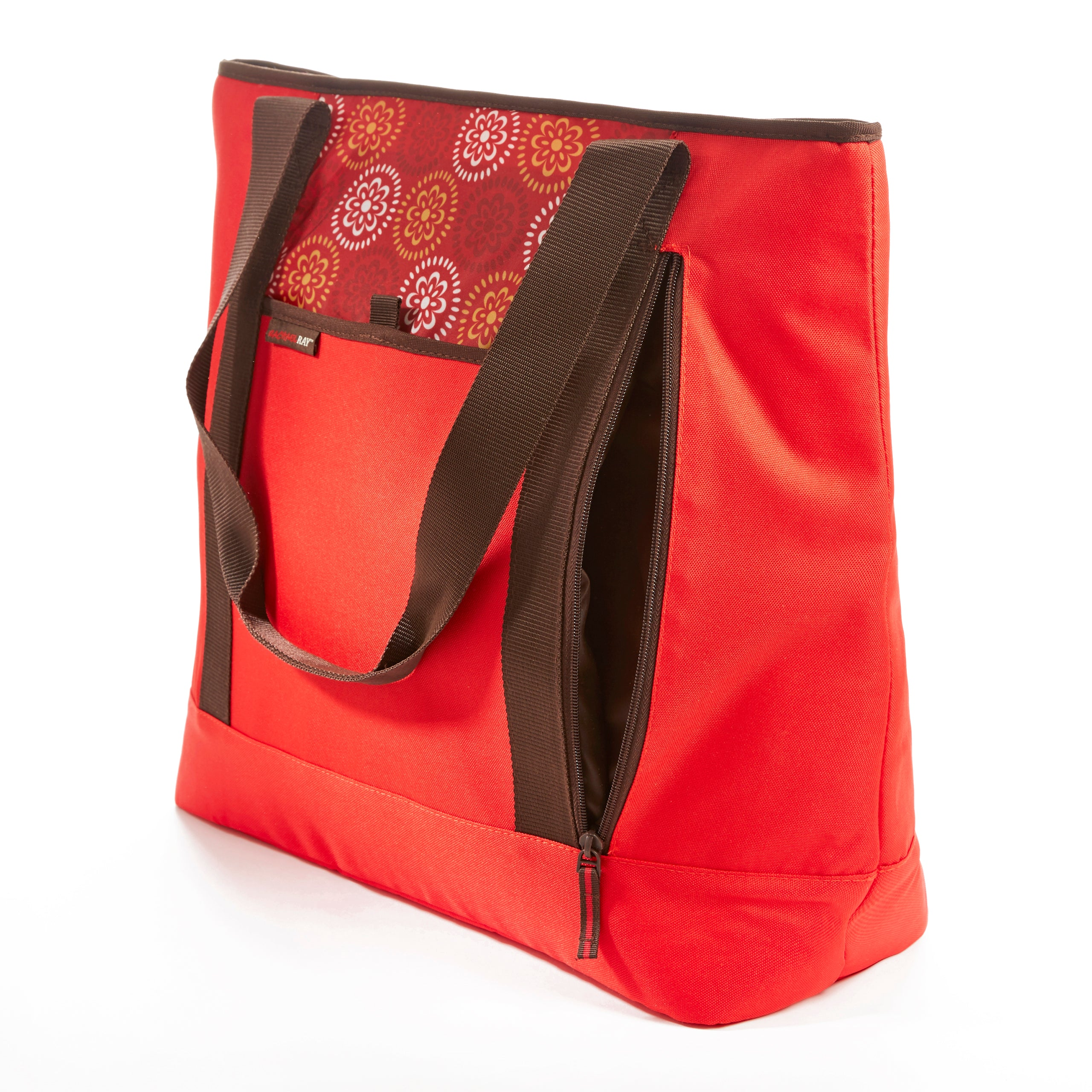 Rachael Ray Chillout Shopper Tote Insulated Grocery Bag