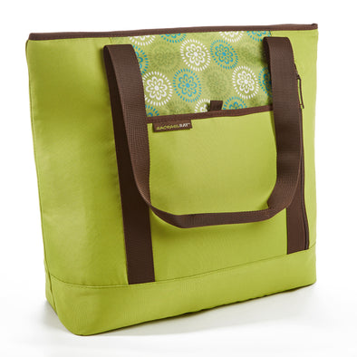 Rachael Ray Chillout Shopper Tote, Insulated Grocery Bag (Green) - Rachael Ray - Fit & Fresh