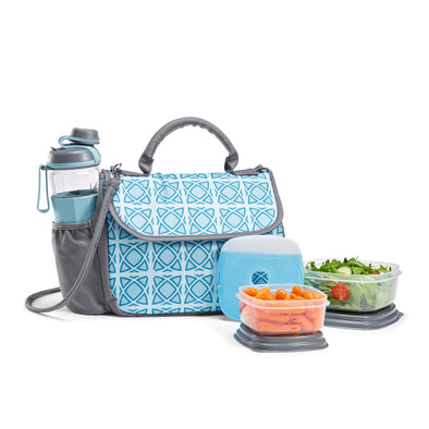 Lovelock Insulated Lunch Bag Set - Ladies' Bag - Fit & Fresh