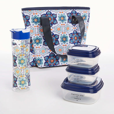 Hutchinson Insulated Lunch Bag Set - Ladies' Bag - Fit & Fresh