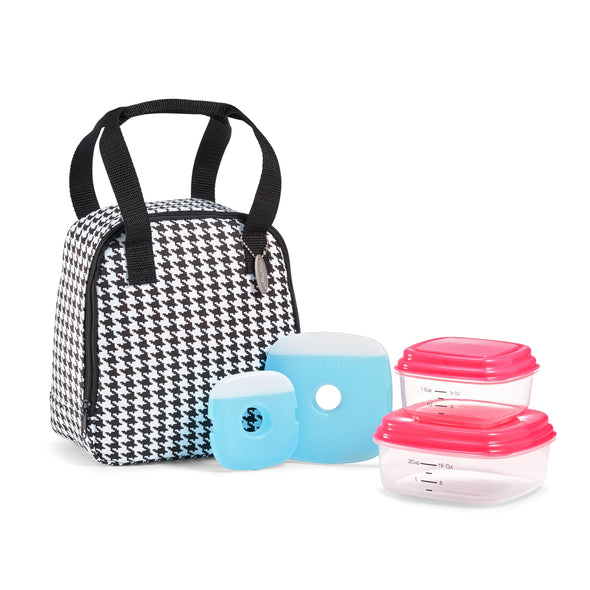 Garreston Insulated Lunch Bag Kit -  - Fit & Fresh