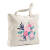 Blue Lorella Posy Everyday Tote Bag -  - Fit & Fresh