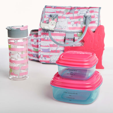Eliza Kids' Insulated Lunch Bag Set - Kids' Bag Kit - Fit & Fresh