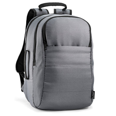 Dark Gray Laptop Backpack - Laptop Backpack - Fit & Fresh