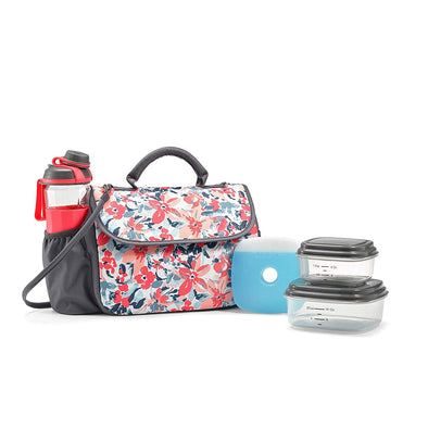Lovelock Insulated Lunch Bag Set -  - Fit & Fresh