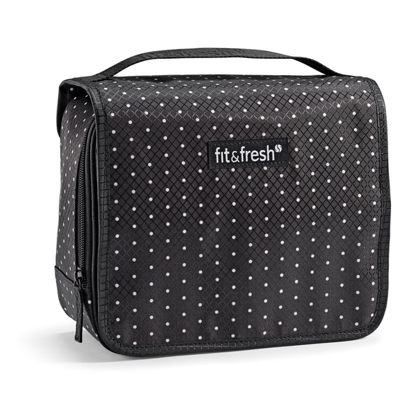 Hanging Toiletry & Makeup Bag - Travel - Fit & Fresh