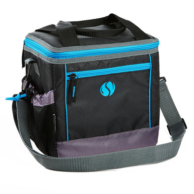 Sport Cooler Insulated Lunch Bag - Cooler - Fit & Fresh