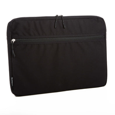 Slim Padded Laptop Sleeve (Black) - Travel - Fit & Fresh