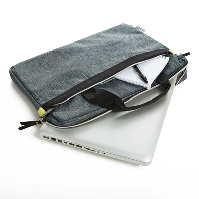 Padded Laptop Case With Handles (Space Dyed) - Laptops - Fit & Fresh