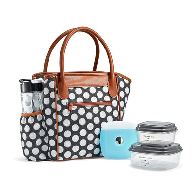 Stamford Insulated Lunch Bag Set -  - Fit & Fresh