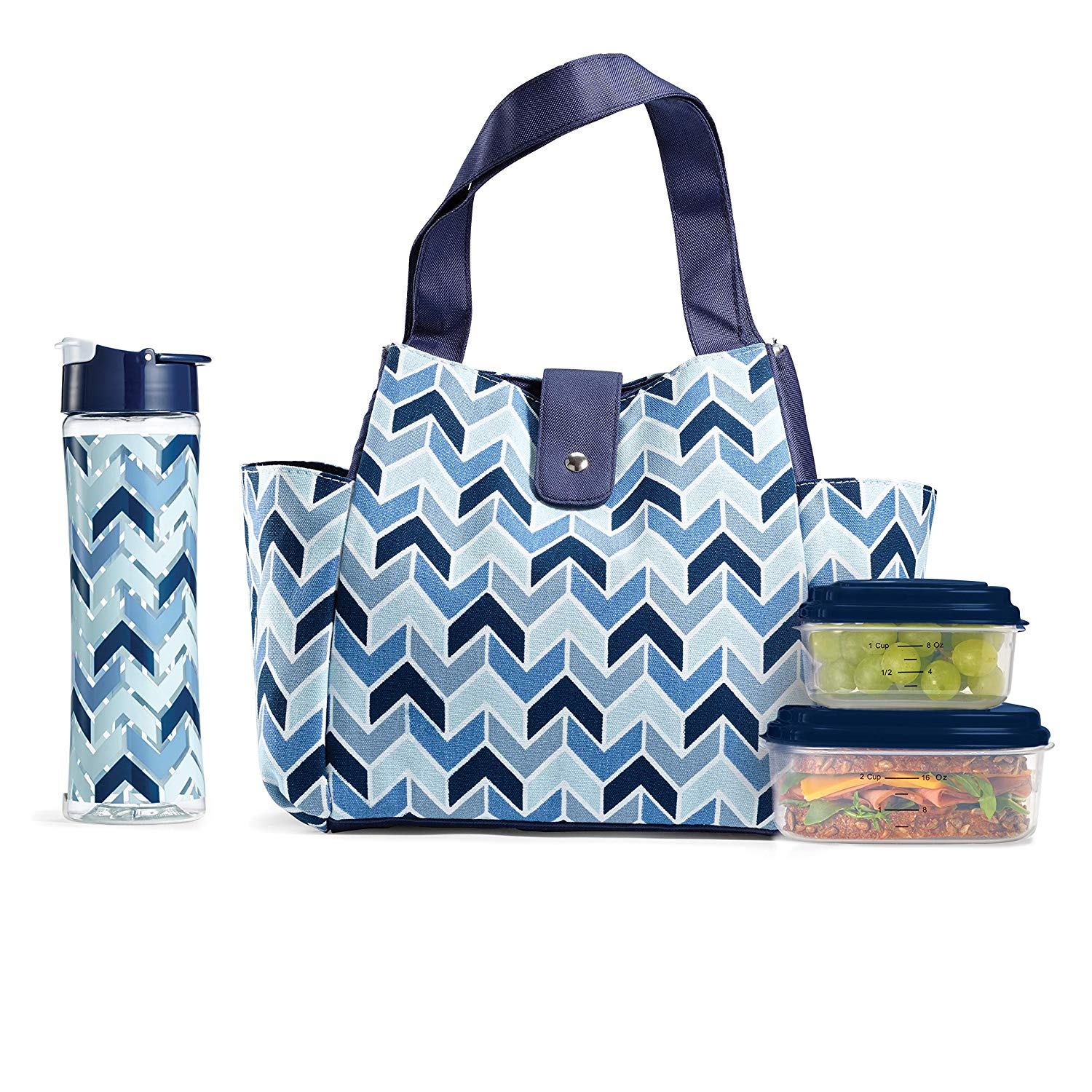 fbd5d7e5474d Westport Insulated Lunch Bag Set