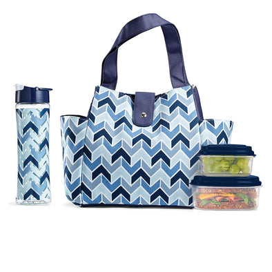 Westport Insulated Lunch Bag Set - Ladies' Bag - Fit & Fresh