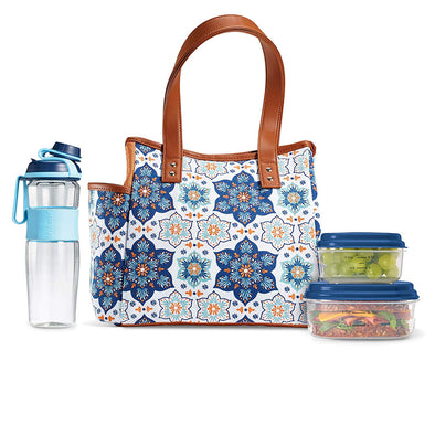 Westerly Insulated Lunch Bag Set - Ladies' Bag - Fit & Fresh