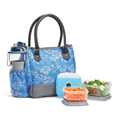McAllen Insulated Lunch Bag Kit -  - Fit & Fresh