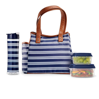 Westerly Insulated Lunch Bag Set -  - Fit & Fresh