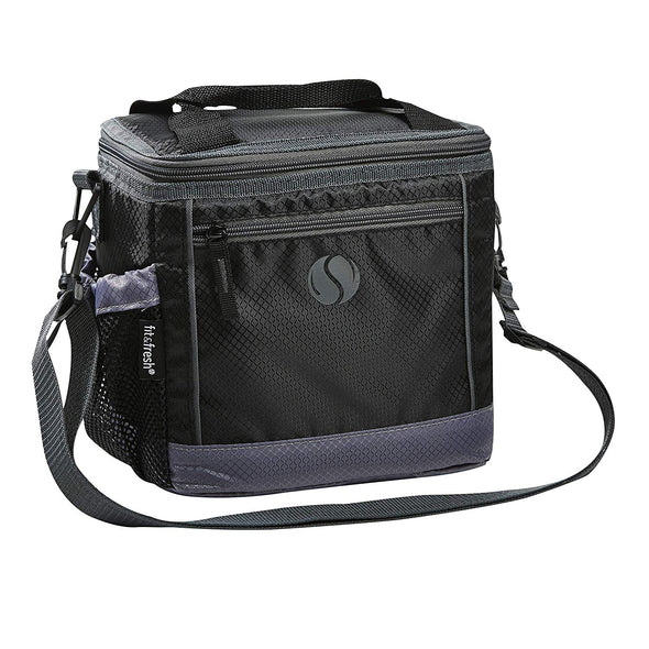 Sport Cooler Insulated Lunch Bag -  - Fit & Fresh
