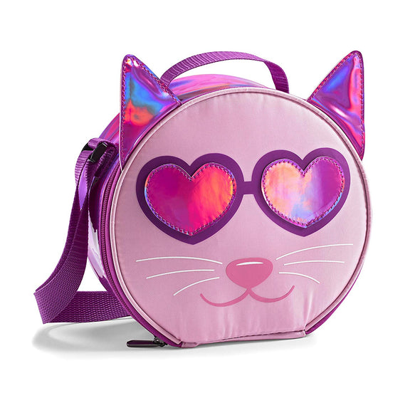 Cat Insulated Lunch Bag -  - Fit & Fresh