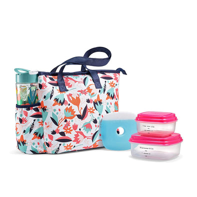 Huntsville Insulated Lunch Bag Kit -  - Fit & Fresh