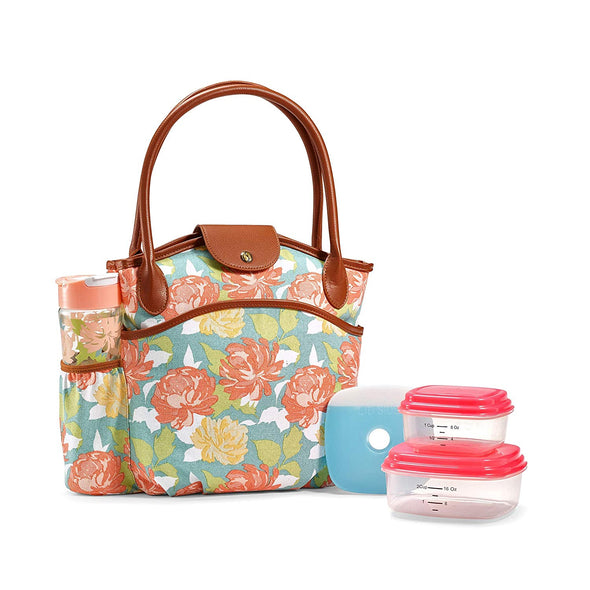 Sumter Insulated Lunch Bag Set -  - Fit & Fresh