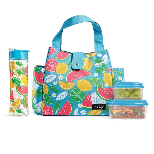 Westport Insulated Lunch Bag Set -  - Fit & Fresh