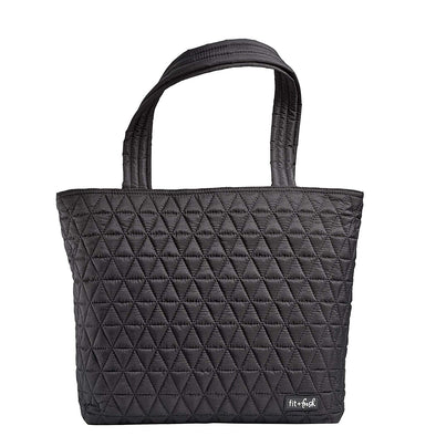 Professional Quilted Tote Bag -  - Fit & Fresh
